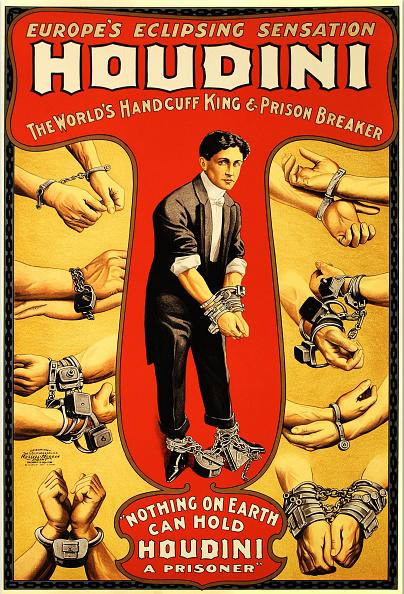 Chromolithograph「Harry Houdini」:写真・画像(18)[壁紙.com]
