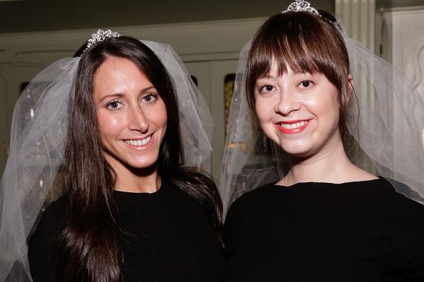 Rachel flat「Fall 2015 Bridal Collection - Reem Acra - Reception」:写真・画像(7)[壁紙.com]