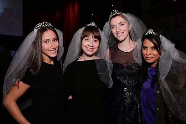 Rachel flat「Fall 2015 Bridal Collection - Reem Acra - Reception」:写真・画像(9)[壁紙.com]