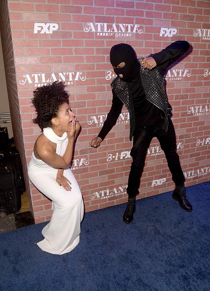 """Zazie Beetz「Premiere For FX's """"Atlanta Robbin' Season"""" - Red Carpet」:写真・画像(14)[壁紙.com]"""
