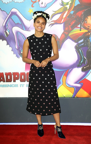 Zazie Beetz「'Deadpool 2' - Photocall」:写真・画像(12)[壁紙.com]