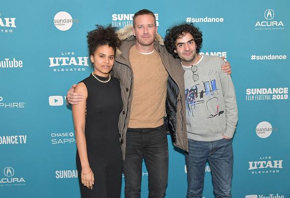 "Armie Hammer「2019 Sundance Film Festival -   ""Wounds"" Premiere」:写真・画像(8)[壁紙.com]"