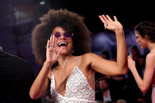 """Afro「""""Seberg"""" Red Carpet Arrivals - The 76th Venice Film Festival」:写真・画像(9)[壁紙.com]"""