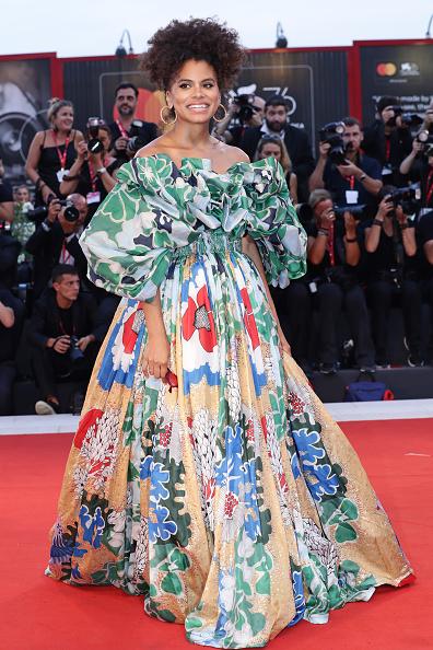 "Zazie Beetz「""Joker"" Red Carpet Arrivals - The 76th Venice Film Festival」:写真・画像(11)[壁紙.com]"