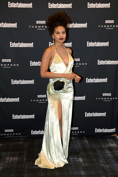 Zazie Beetz「Entertainment Weekly's Must List Party At The Toronto International Film Festival 2019 At The Thompson Hotel」:写真・画像(5)[壁紙.com]