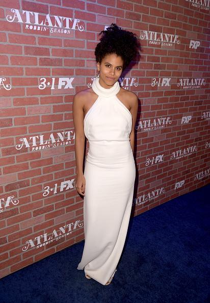 """Zazie Beetz「Premiere For FX's """"Atlanta Robbin' Season"""" - Red Carpet」:写真・画像(19)[壁紙.com]"""