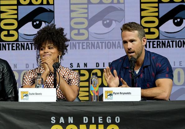 "Comic con「Comic-Con International 2018 - ""Deadpool 2"" Panel」:写真・画像(11)[壁紙.com]"