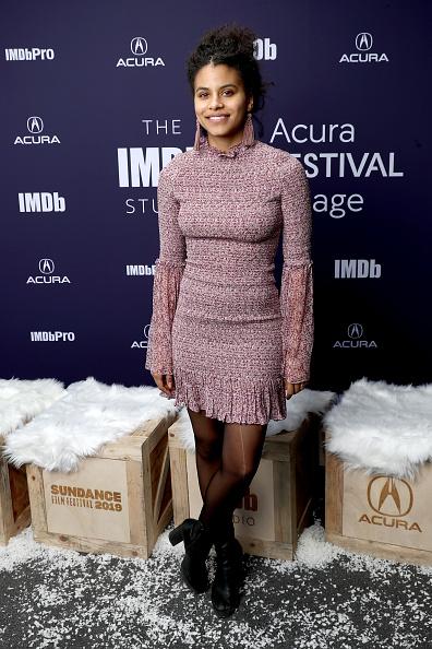 Zazie Beetz「The IMDb Studio At Acura Festival Village On Location At The 2019 Sundance Film Festival - Day 2」:写真・画像(16)[壁紙.com]