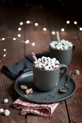Candy Cane「Peppermint Hot Chocolate」:スマホ壁紙(0)