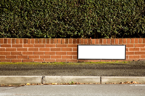 Avenue「Blank  Nameplate with Space for Name of Your Street-More below.」:スマホ壁紙(7)