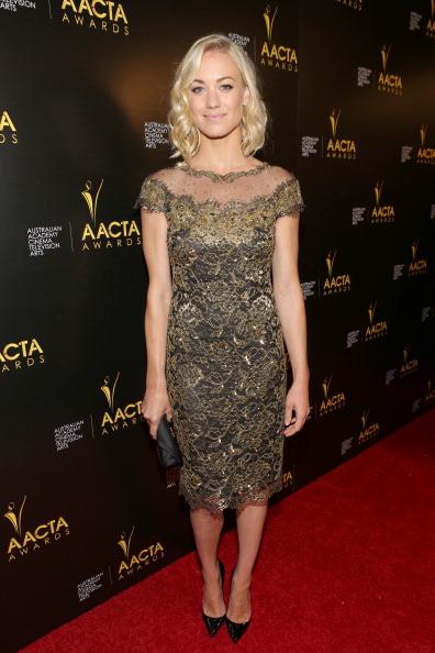 Yvonne Strahovski「3rd AACTA International Awards - Red Carpet」:写真・画像(17)[壁紙.com]