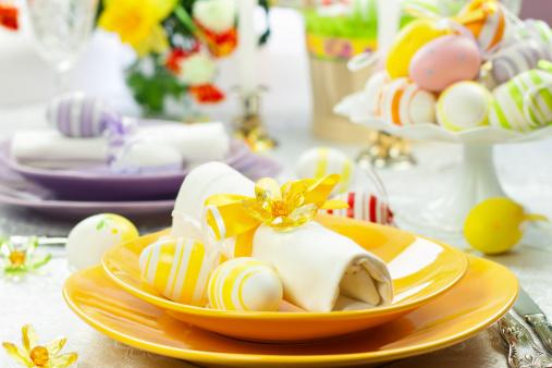 Easter「Easter Place Setting」:スマホ壁紙(10)