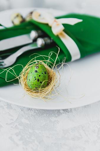 イースター「Easter place setting」:スマホ壁紙(13)