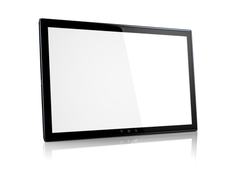 Touch Screen「Tablet PC from left」:スマホ壁紙(5)