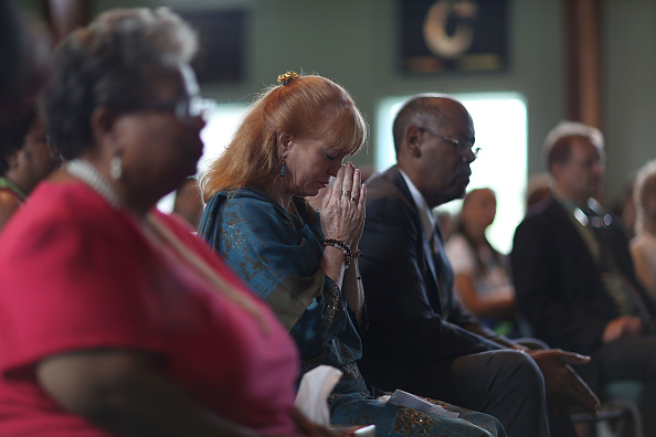 Methodist「Charleston In Mourning After 9 Killed In Church Massacre」:写真・画像(14)[壁紙.com]