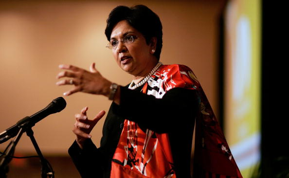 Pepsi「Pepsi Chair And CEO Indra Nooyi Speaks In Miami」:写真・画像(16)[壁紙.com]