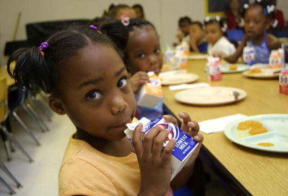 Breakfast「Congress Prepares To Vote On Bush's Plan For Head Start Program」:写真・画像(4)[壁紙.com]