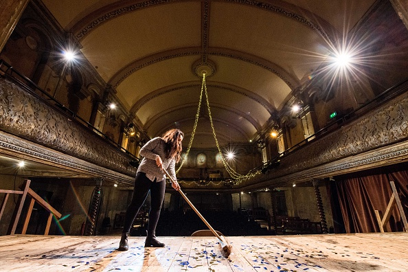 ステージ「Christmas At The Grandest Old Music Hall In The World」:写真・画像(10)[壁紙.com]