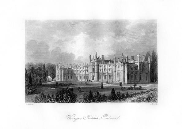 Methodist「Wesleyan Institute, Richmond, 19th century.Artist: Henry Adlard」:写真・画像(13)[壁紙.com]