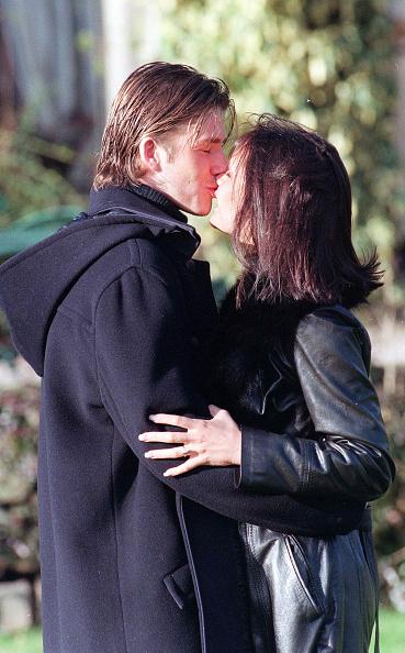 David Beckham「David Beckham and Victoria Adams」:写真・画像(16)[壁紙.com]