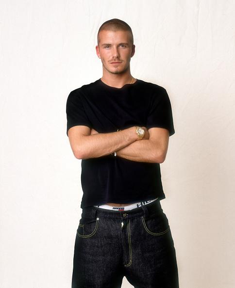 上半身「David Beckham」:写真・画像(3)[壁紙.com]