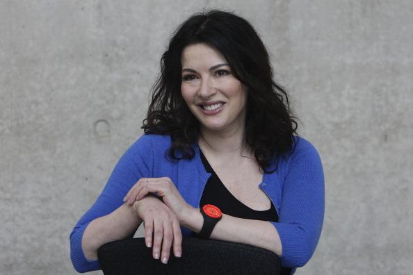 Wristwatch「Nigella Lawson Promotes New Book In Sydney」:写真・画像(14)[壁紙.com]