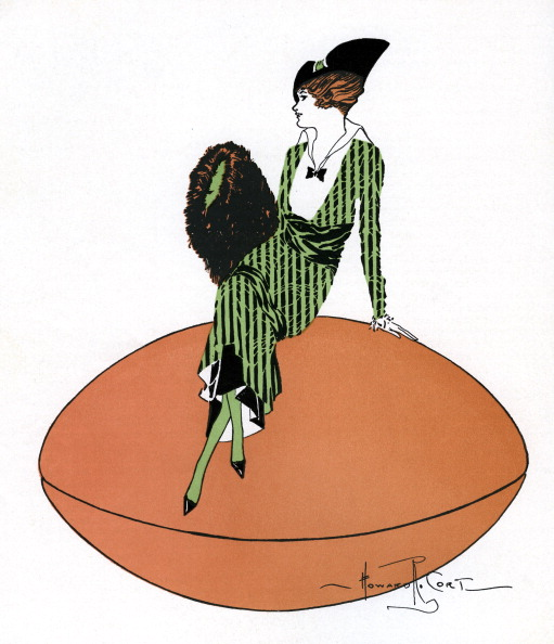 Fashionable「Flapper On Giant Football」:写真・画像(12)[壁紙.com]