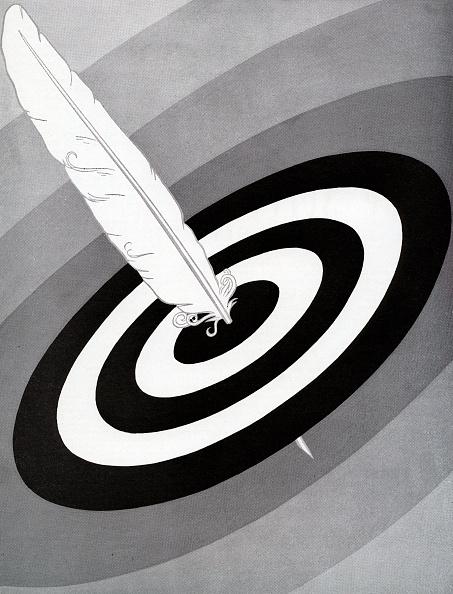 Sports Target「Feather Hitting A Bullseye」:写真・画像(13)[壁紙.com]