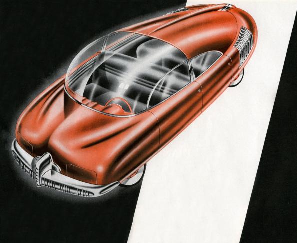 Single Object「Illustration Of Futuristic Car」:写真・画像(15)[壁紙.com]