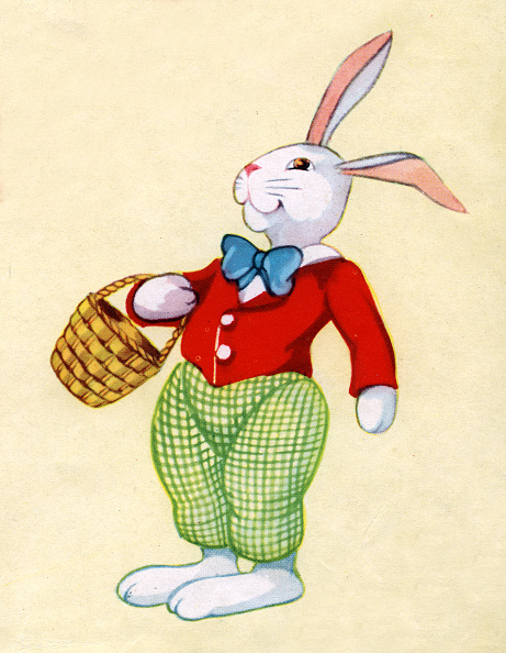 Easter Bunny「Illustration Of Easter Bunny」:写真・画像(2)[壁紙.com]