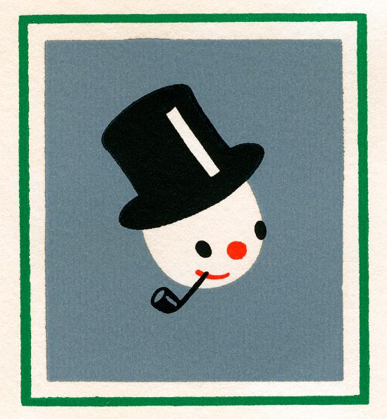 Single Object「Illustration Of Christmas Snowman」:写真・画像(13)[壁紙.com]