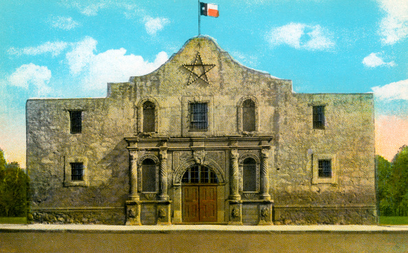GraphicaArtis「The Alamo In San Antonio」:写真・画像(8)[壁紙.com]
