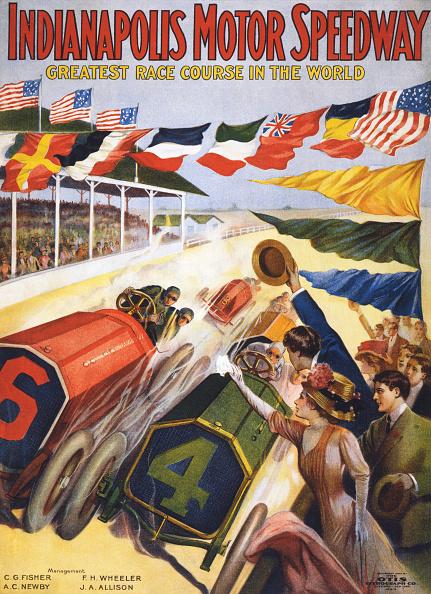 Sports Race「Indianapolis Motor Speedway」:写真・画像(13)[壁紙.com]