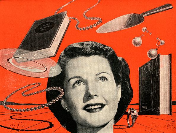 アーカイブ画像「Woman With Consumer Goods」:写真・画像(6)[壁紙.com]