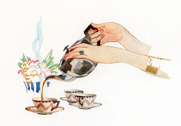 Hand「Woman's Hands Pouring Tea」:写真・画像(5)[壁紙.com]