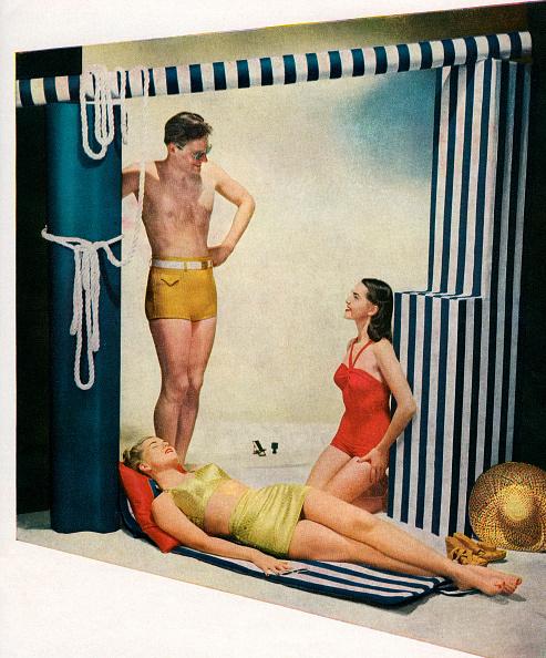 水着「1940s Swimsuit Models」:写真・画像(8)[壁紙.com]