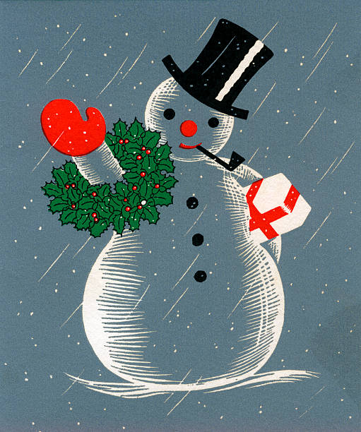 Christmas Snowman:ニュース(壁紙.com)
