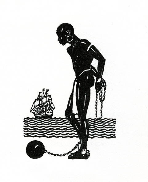 Ship「Chained African Slave」:写真・画像(5)[壁紙.com]