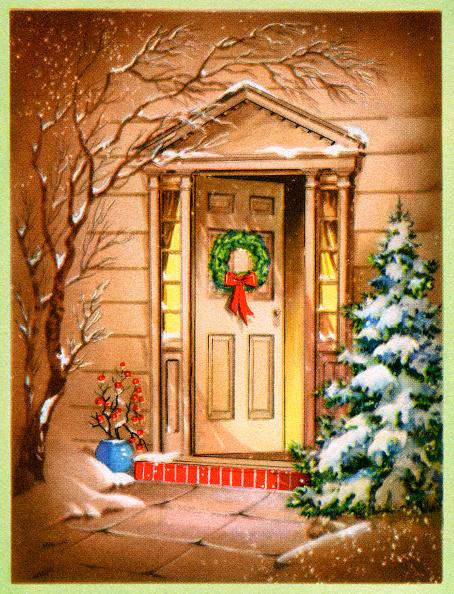 Gripping「Wreath on Front Door」:写真・画像(7)[壁紙.com]