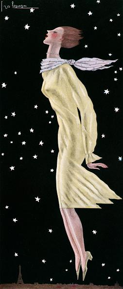 星空「Woman Floating In Night Sky」:写真・画像(14)[壁紙.com]