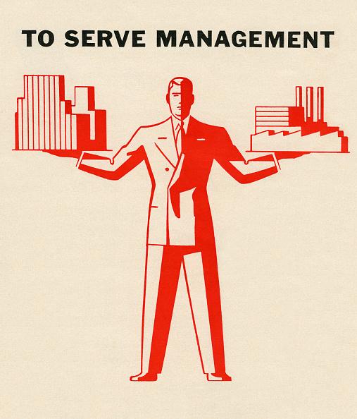 Businessman「To Serve Management」:写真・画像(18)[壁紙.com]