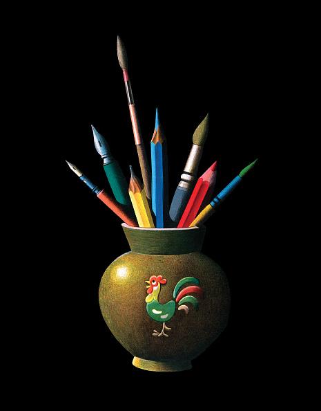 Paintbrush「Artist's Tools」:写真・画像(6)[壁紙.com]