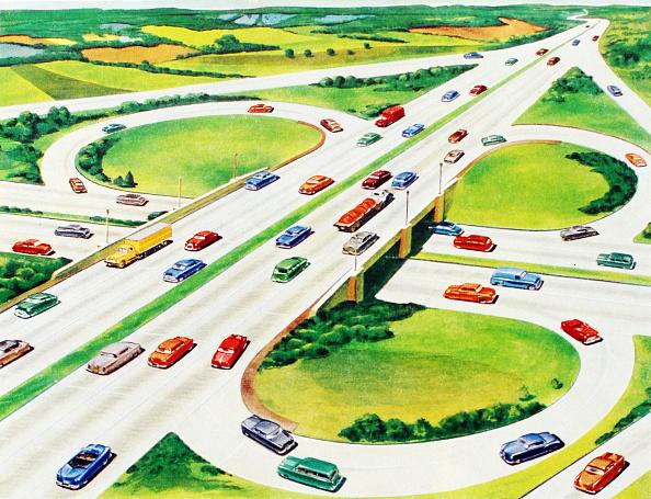 New「Cars On Cloverleaf Interchange」:写真・画像(16)[壁紙.com]