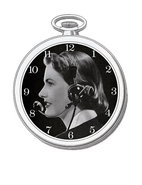Obsolete「Telephone Operator And Watch」:写真・画像(7)[壁紙.com]