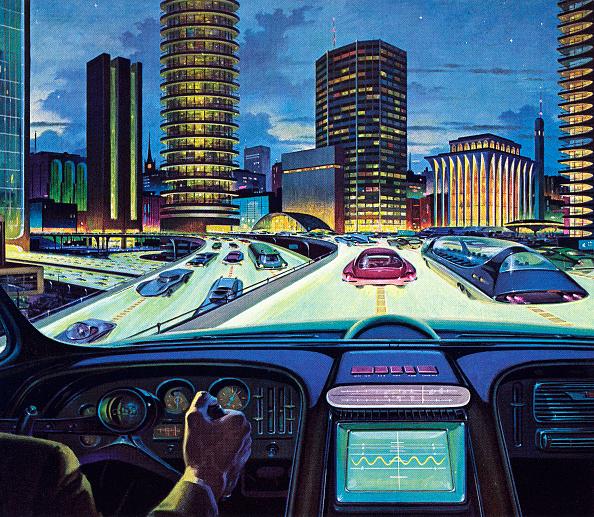 風景「Electronic Car Of Tomorrow」:写真・画像(4)[壁紙.com]