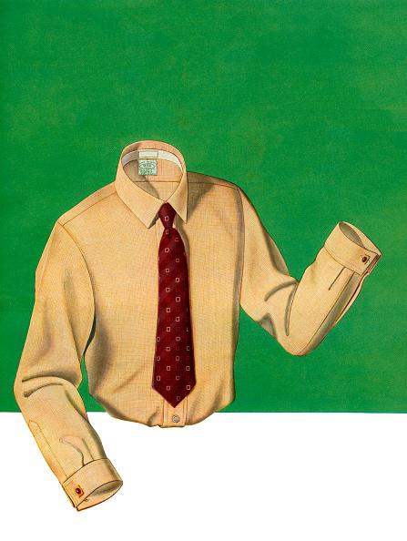 透明「An Empty Shirt And Tie」:写真・画像(9)[壁紙.com]