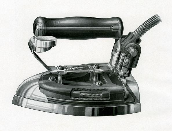 Obsolete「Antique Electric Iron」:写真・画像(4)[壁紙.com]