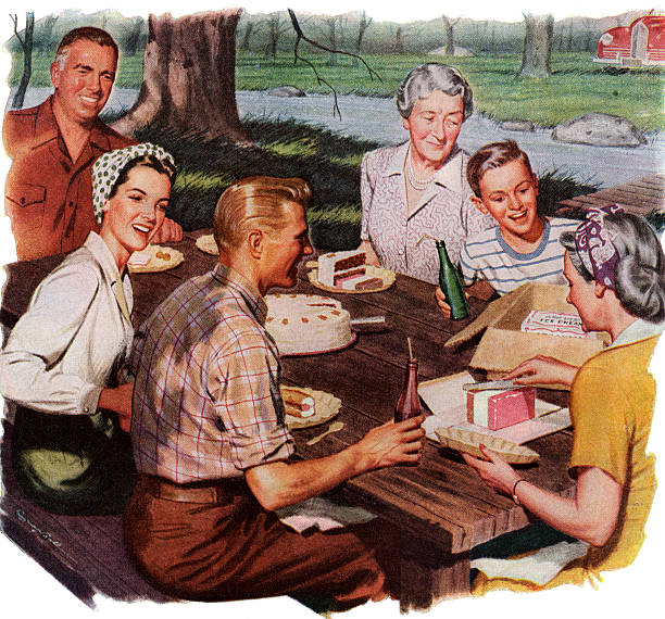 Family On Picnic:ニュース(壁紙.com)