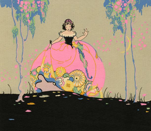 Princess In Pink Dress:ニュース(壁紙.com)