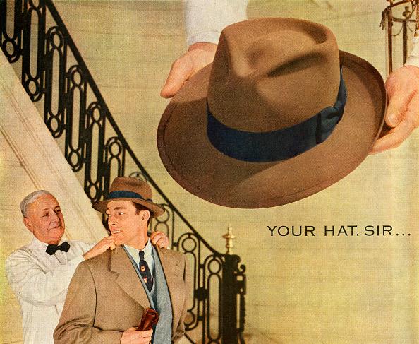 Hand「Butler Helping Man Put On Coat」:写真・画像(4)[壁紙.com]